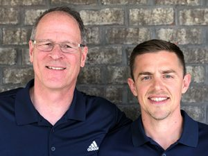 Neil Saterlee & Brad Hutchison